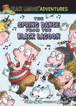 The Spring Dance from the Black Lagoon (Hardcover)