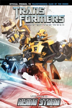 Transformers: Dark of the Moon 2: Rising Storm (Hardcover)