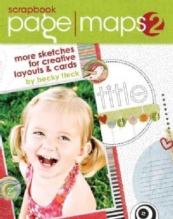 Scrapbook Pagemaps 2 (Hardcover)
