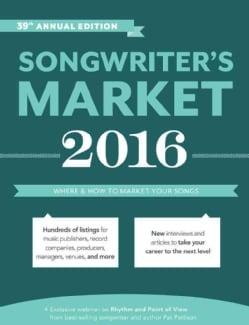 Songwriter's Market 2016 (Paperback)