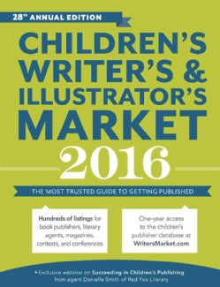 Children's Writer's & Illustrator's Market 2016