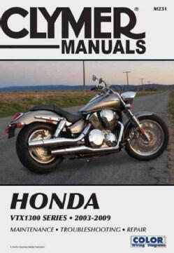 Clymer Honda VTX1300 Series 2003-2009 (Paperback)