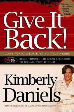Give It Back! (Paperback)