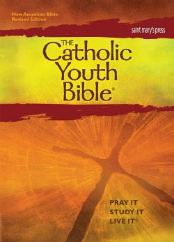 Holy Bible: Catholic Youth Bible, New American Bible (Hardcover)
