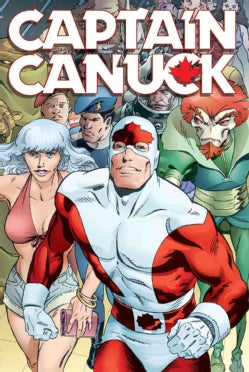 Captain Canuck 2 (Hardcover)