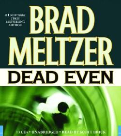 Dead Even (CD-Audio)