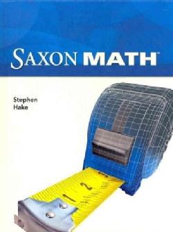 Saxon Math Intermediate 5 (Hardcover)