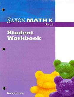 Saxon Math K (Paperback)