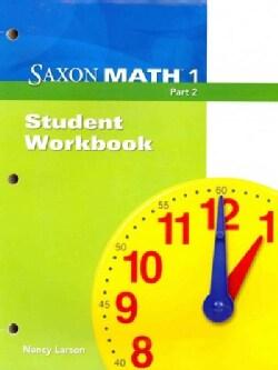 Saxon Math 1 (Paperback)