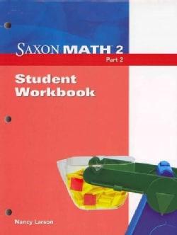 Saxon Math 2 (Paperback)