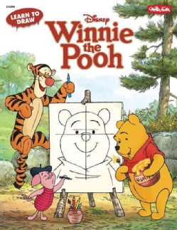 Learn to Draw Disney Winnie the Pooh (Paperback)