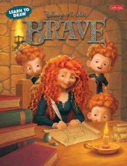 Learn to Draw Disney / Pixar Brave: Learn to Draw Merida, Elinor, Angus, and Other Characters from Disney/Pixar's... (Paperback)