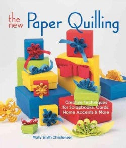 The New Paper Quilling (Paperback)