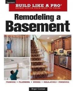 Remodeling a Basement (Paperback)
