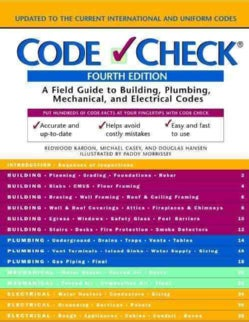 Code Check: An Illustrated Guide to Building a Safe House (Paperback)