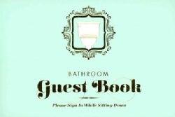 Bathroom: Guest Book (Hardcover)