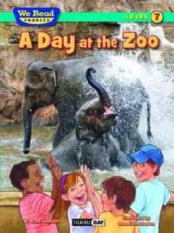A Day at the Zoo (Hardcover)