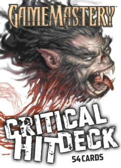 Critical Hit Deck (Cards)