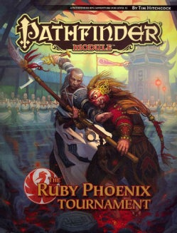 The Ruby Phoenix Tournament (Paperback)