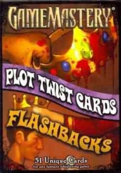 Gamemastery Plot Twist Cards: Flashbacks (Cards)