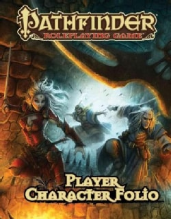 Pathfinder Roleplaying Game Player Character Folio (Paperback)
