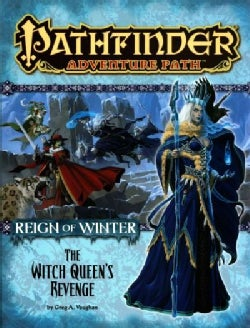 Reign of Winter: The Witch Queen's Revenge (Paperback)