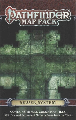 Pathfinder Map Pack Sewer System (Game)