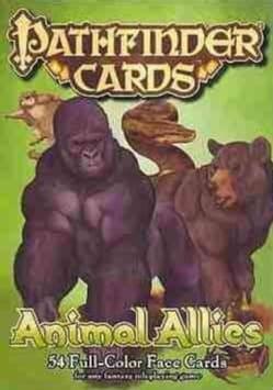 Animal Allies (Cards)