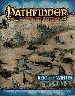 Reign of Winter Poster Map Folio (Poster)