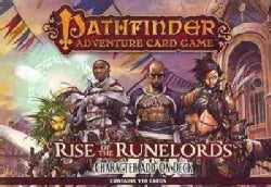 Rise of the Runelords Character Add-On Deck (Cards)