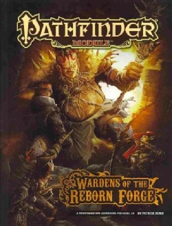 Wardens of the Reborn Forge (Paperback)