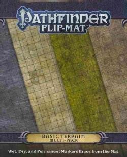 Pathfinder Flip-Mat: Basic Terrain Multi-pack (Paperback)