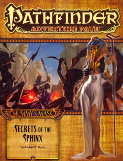 Mummy's Mask: Secrets of the Sphinxx (Paperback)