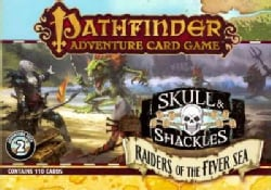 Skull & Shackles Adventure Deck 2: Raiders of the Fever Sea (Cards)