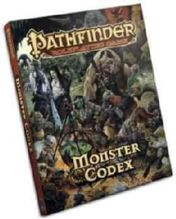 Monster Codex (Hardcover)