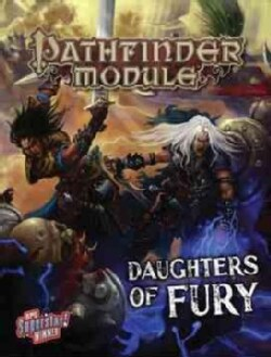 Daughters of Fury (Paperback)