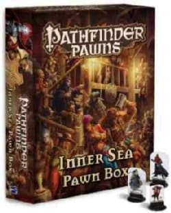 Inner Sea Pawn Box (Paperback)