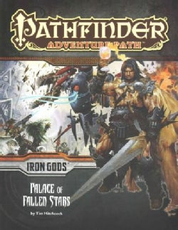 Iron Gods: Palace of Fallen Stars (Paperback)