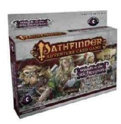 Wrath of the Righteous Character Add-on Deck (Cards)