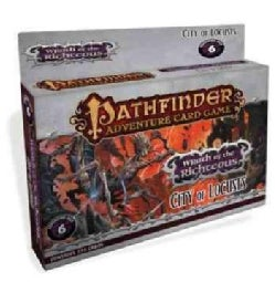 Pathfinder Adventure Card Game: Wrath of the Righteous Adventure Deck, City of Locusts, Deck 6 (Cards)