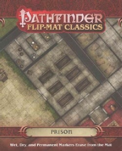 Pathfinder Flip-Mat Classics: Prison (Game)