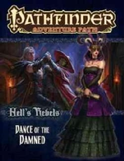Hell's Rebels: Dance of the Damned (Paperback)