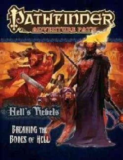 Hell's Rebels: Breaking the Bones of Hell (Paperback)