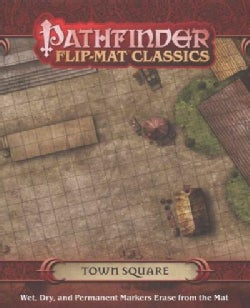 Pathfinder Flip-mat Classics: Town Square (Game)