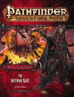 Hell's Vengeance: The Inferno Gate (Paperback)