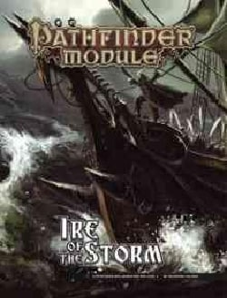 Pathfinder Module: Ire of the Storm (Game)