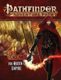 Hell's Vengeance for Queen & Empire (Paperback)