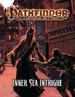 Pathfinder Campaign Setting Inner Sea Intrigue (Game)