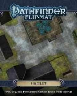 Pathfinder Flip-mat Hamlet (Game)