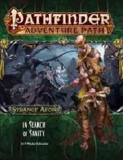 Pathfinder Adventure Path Strange Aeons 1 of 6 (Game)